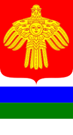 Coat of arms and Flag of Komi Republic