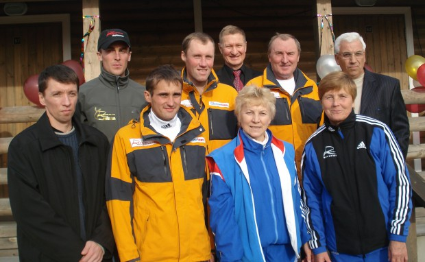 Winter Olympics participants from Komi Republic